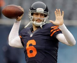 Bears QB bratty Jay Cutler once again proved yesterday if you don't have a quarterback, you don't have a prayer in the NFL.