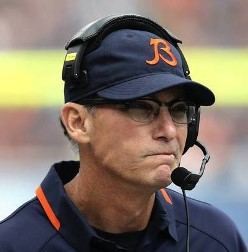 Bears coach Marc Trestman thinks the Bucs have recovered from the loss of offensive coordinator Jeff Tedford.