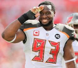 The geeks at Pro Football Focus have high praise for Bucs DT Gerald McCoy.