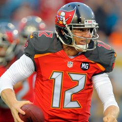 Nick Kostos of Bleacher Report believes Bucs QB Josh McCown is on the hottest of hot seats.