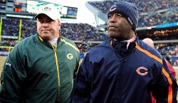 Lovie Smith's defense, (nor the tenancies of his defensive coordinator Leslie Frazier) is foreign to Packers coach Mike McCarthy.