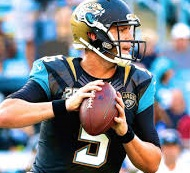 Jags head coach Gus Bradley talks about sitting a rookie QB like Blake Bortles was last year