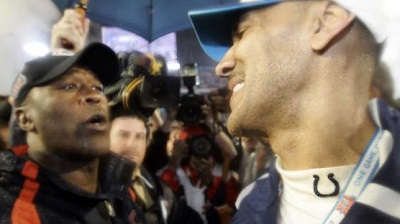 Indianapolis Colts head coach Tony Dungy