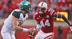 How far will stud Nebraska DE Randy Gregory fall now that he tested for pot?