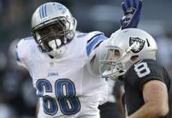 It is not realistic to expect newly-acquired George Johnson to resume his tackle-making game.