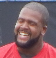 Bucs rookie left tackle Donovan Smith