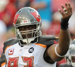 Bucs DT Gerald McCoy talks about the intelligence of OC Dirk Koetter.
