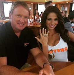 A Hooters Calendar girl could have drafted as well as Chucky.
