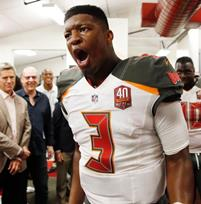 (Photo courtesy of Buccaneers.com.)