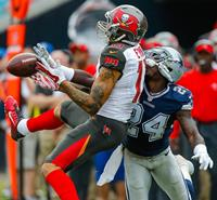 Bucs OC talks Mike Evans.