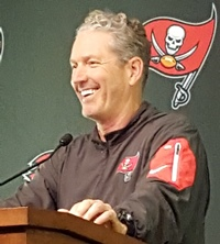A former Dirk Koetter player talks about him at the Pro Bowl
