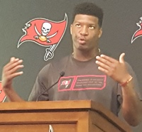 Not all ex-Bucs were down on Jameis calling out heartless teammates.