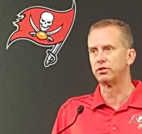 Bucs new OC discusses why he bolted Southern Miss.