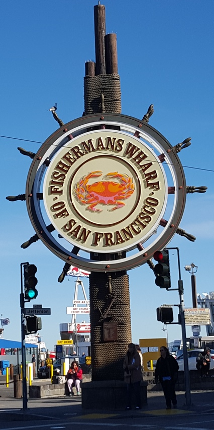 A must-stop for visitors to San Francisco.