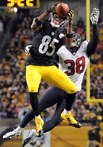 Joe likes the thought of speedy UFA Steelers WR Darrius Heyward-Bey for depth.