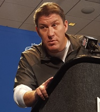 The Jason Licht boo birds are absolutely out of control.