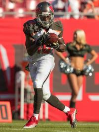 Freddie Martino had a bigger day than Mike Evans in San Diego. (Photo courtesy of Buccaneers.com)