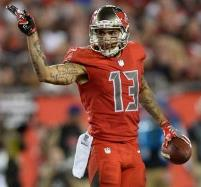 Mike Evans got Ira Kaufman's vote for All-Pro. Kaufman is one of 50 voters nationwide. No,, Joe has no influence on Ira's picks for the prestigious honor.