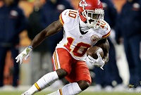 Can the Bucs find 2017's Tyreek Hill?