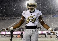 Is a snowstorm in Tampa more likely than Corey Davis slipping to No. 19?