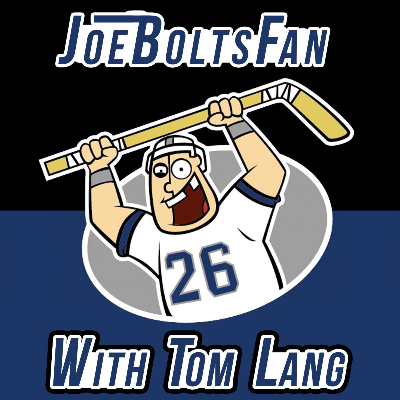 JoeBoltsFan - Lightning Hockey With Tom Lang