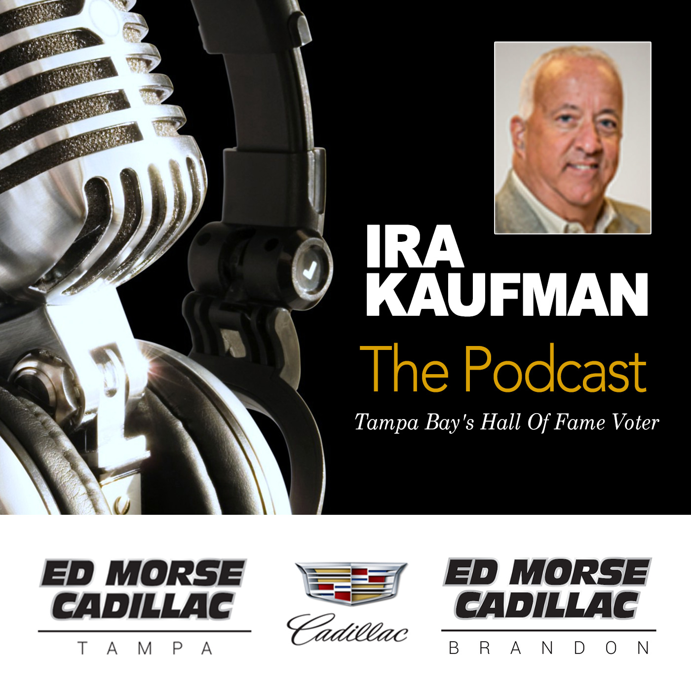 Ira Kaufman Podcast -- Bucs & More